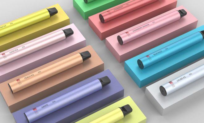 Grape Flavbar V2 Disposable Vape Pen by FLAVBAR Review