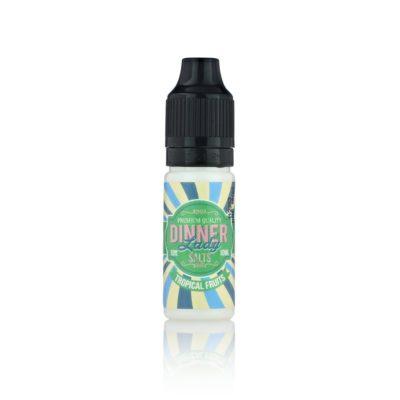 Tropical Fruits Nic Salt E-Liquid by Dinner Lady Review